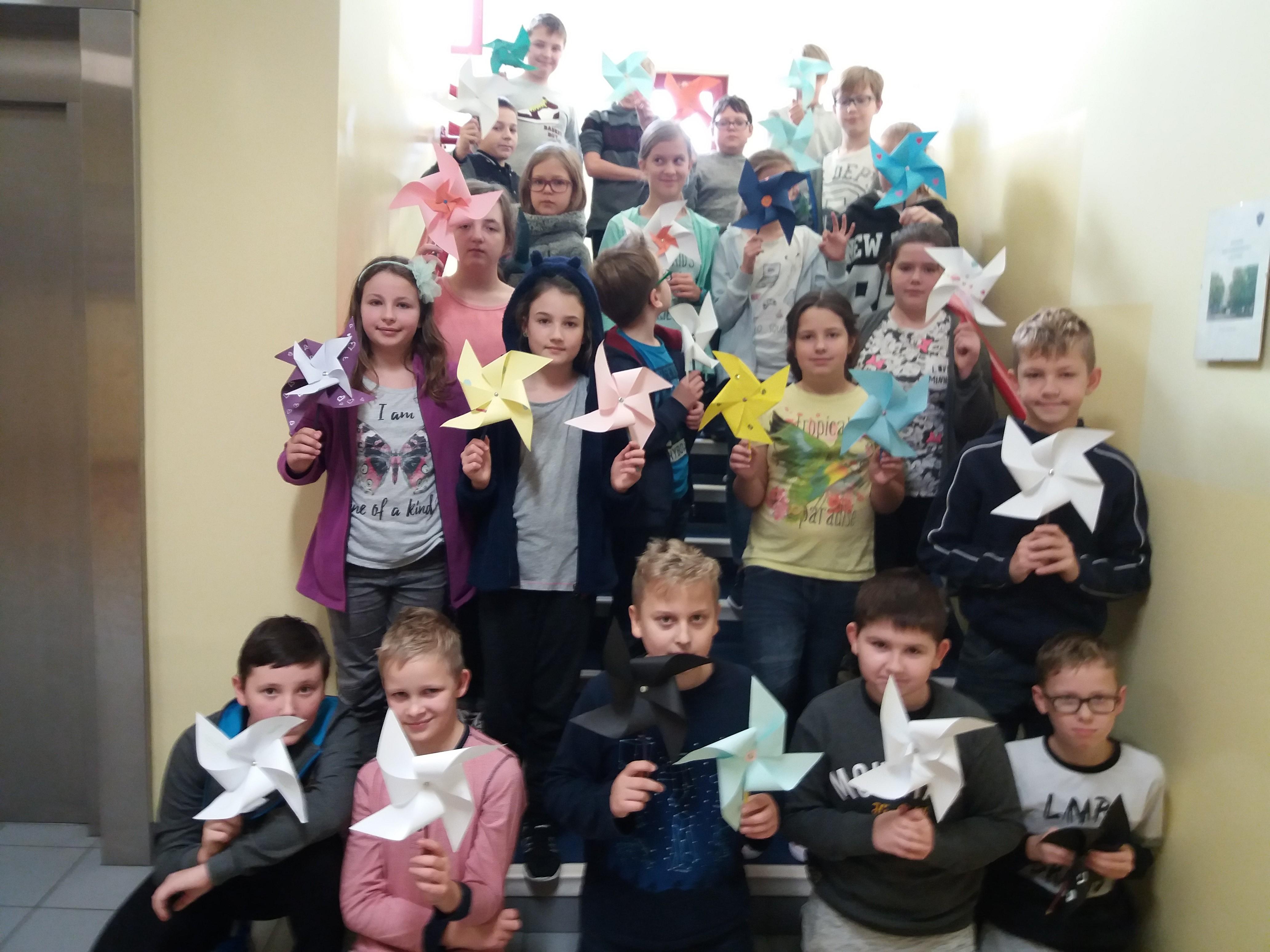 Szkoła Podstawowa nr 2 w Piastowie dla chorych na mukowiscydozę