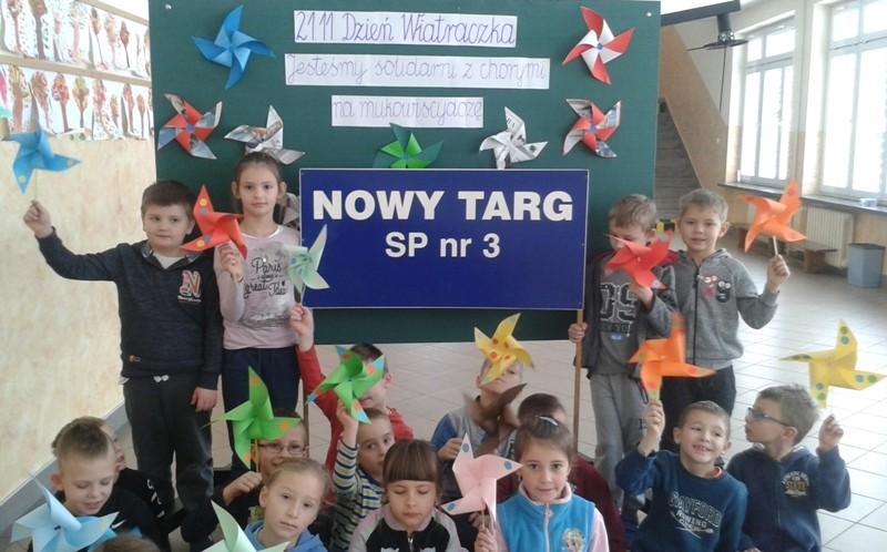 Szkoła Podstawowa nr 3 w Nowym Targu